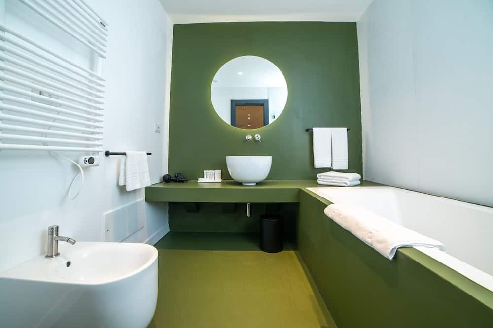 Izba typu Exclusive - Kúpeľňa
