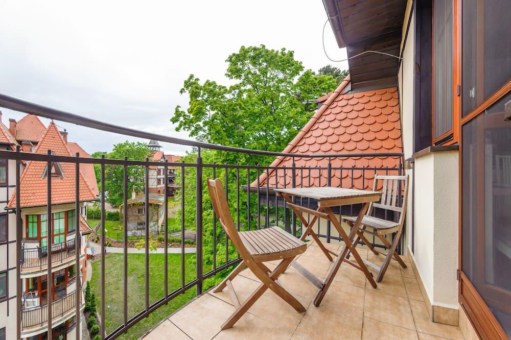Apartamentai (27) - Balkonas