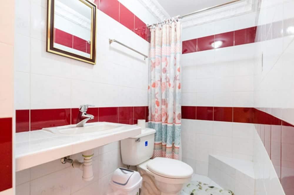 익스클루시브 더블룸 - 욕실