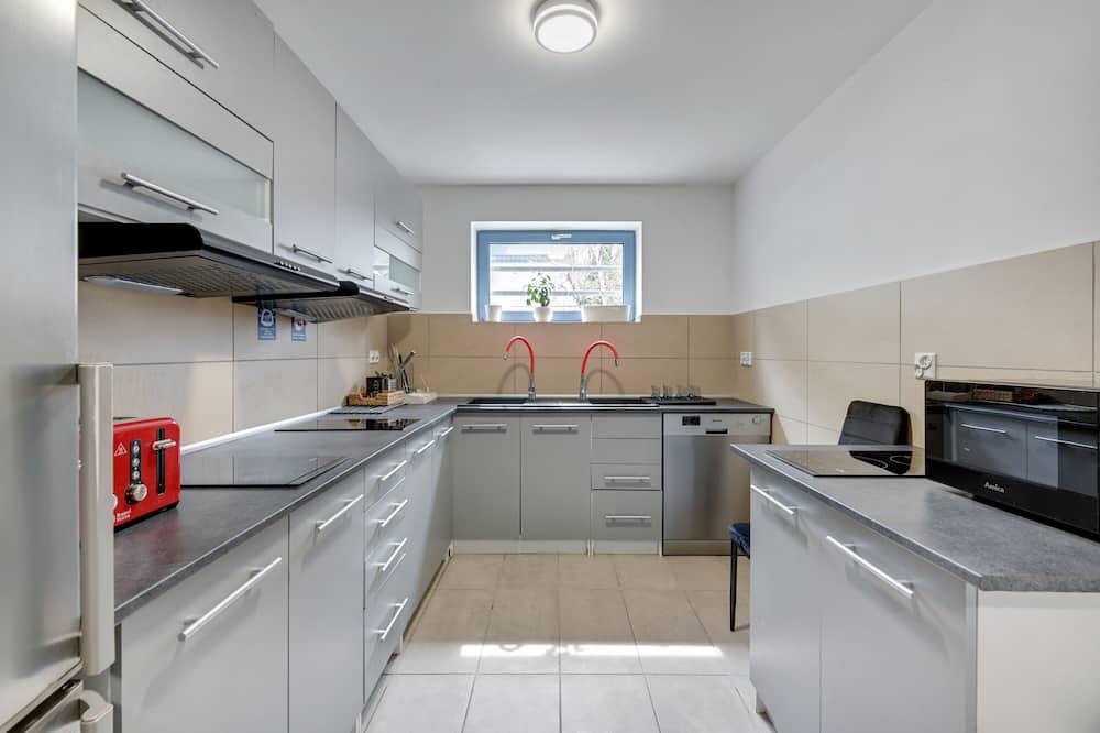 Habitación Confort (05) - Cocina compartida