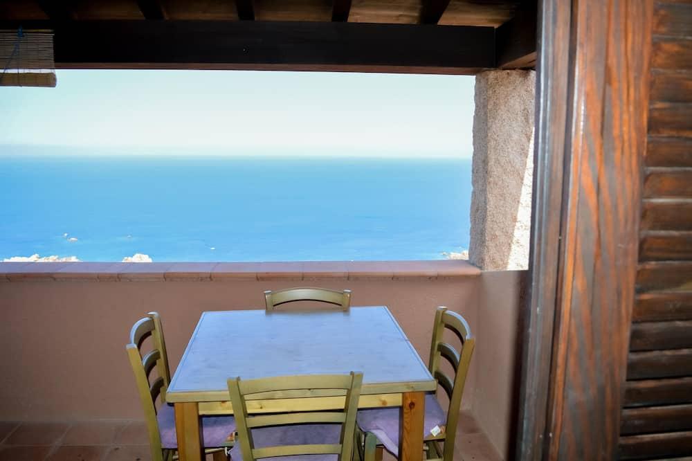 Villa, 1 habitación - Balcón