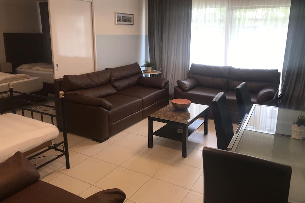 Бизнес-люкс - Зона гостиной