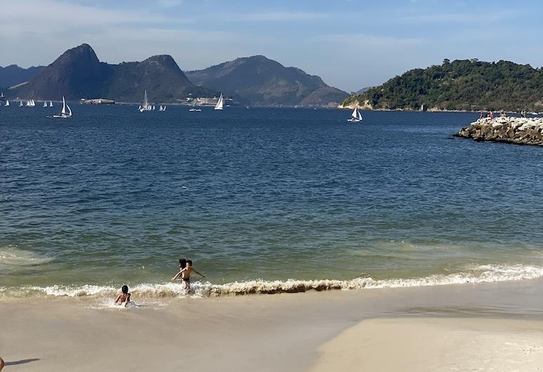 Living Hotel, Rio de Žaneiras, Paplūdimys