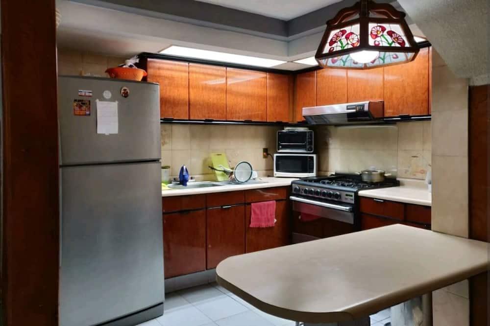 Habitación doble - Cocina compartida