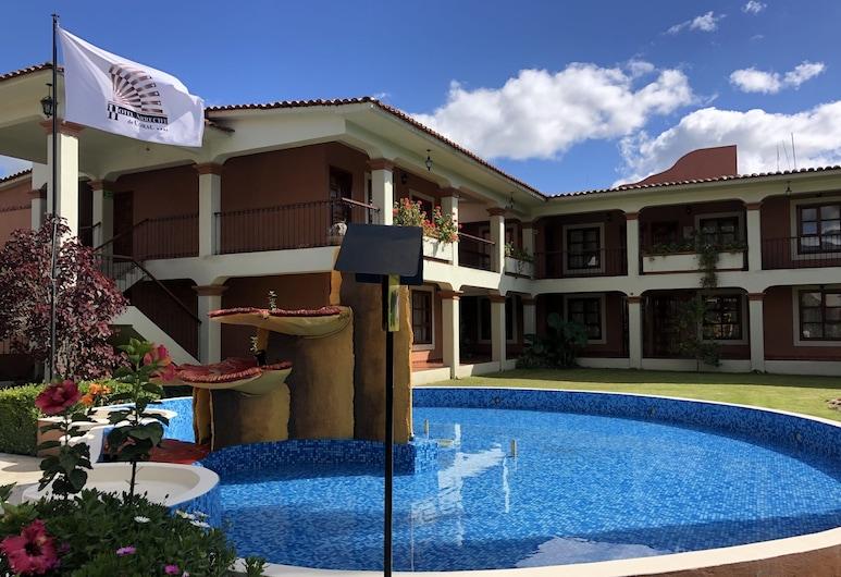 Hotel Arrecife de Coral, San Cristóbal de las Casas, Piscina