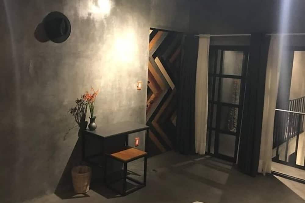 Double Room with Interior Balcony - Balcony