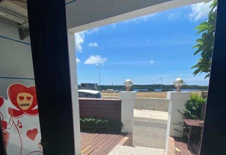 Blue Ocean, Magong, Ingang van hotel