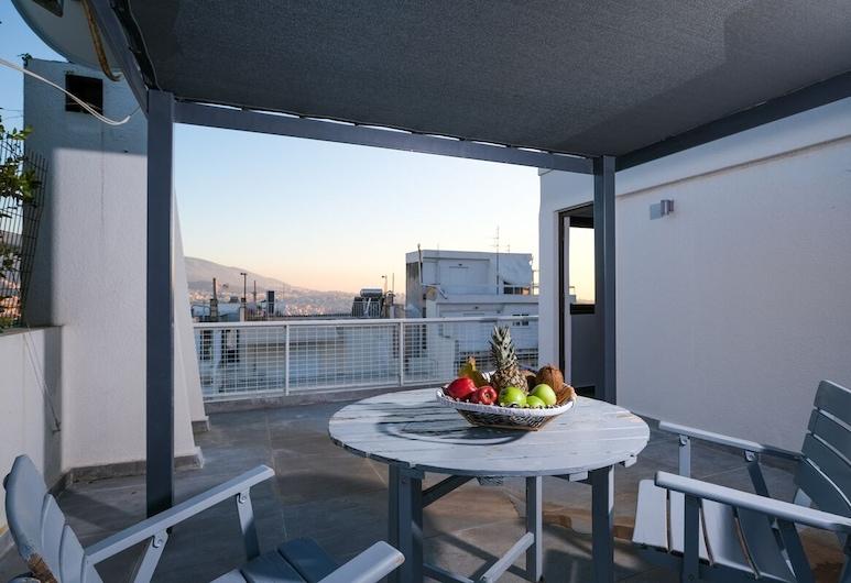 175m² Urban Luxury homm Apt in Deinokratous Str, Athena, Bagian luar