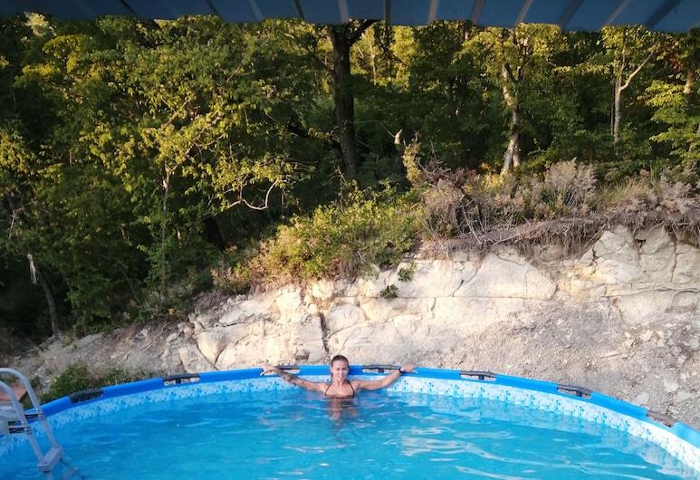 Green open spaces, Gelendzhik, Pool
