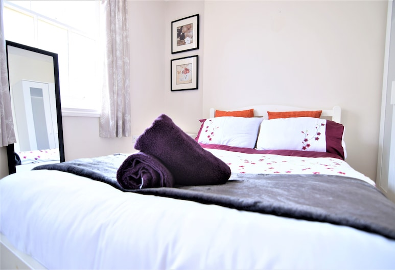 Stunning Studio Apartment in Hove Next TO THE sea, Hove, Apartment, 1 Double Bed, Room