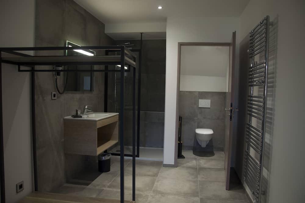 Executive Tek Büyük Yataklı Oda, Banyolu/Duşlu, Şehir Manzaralı - Banyo
