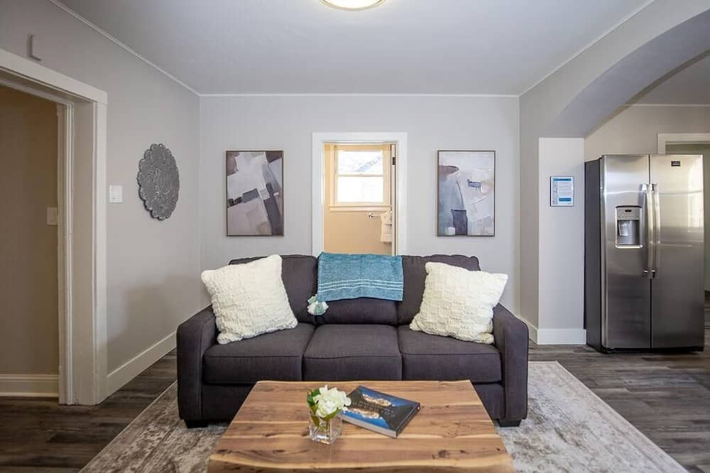 公寓, 多張床 (1536 10th Ave, US) - 客廳