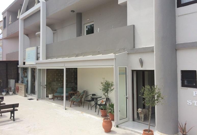 Posto Studio 5 Chania Crete 100 m From the Beach, Chania, Pohľad na zariadenie