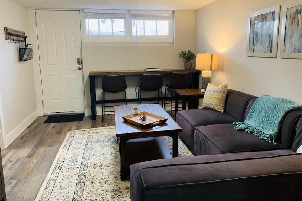 公寓, 2 張加大雙人床 (1944 B 7th Ave, US) - 客廳