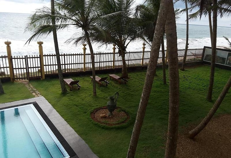 Villa Nuova sea View, Galle, Piscina