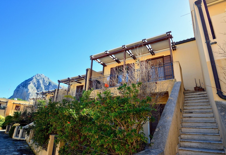 Sv035 Beautiful Apartment Just 250m From the San Vito Lo Capo Beach, 聖維托角