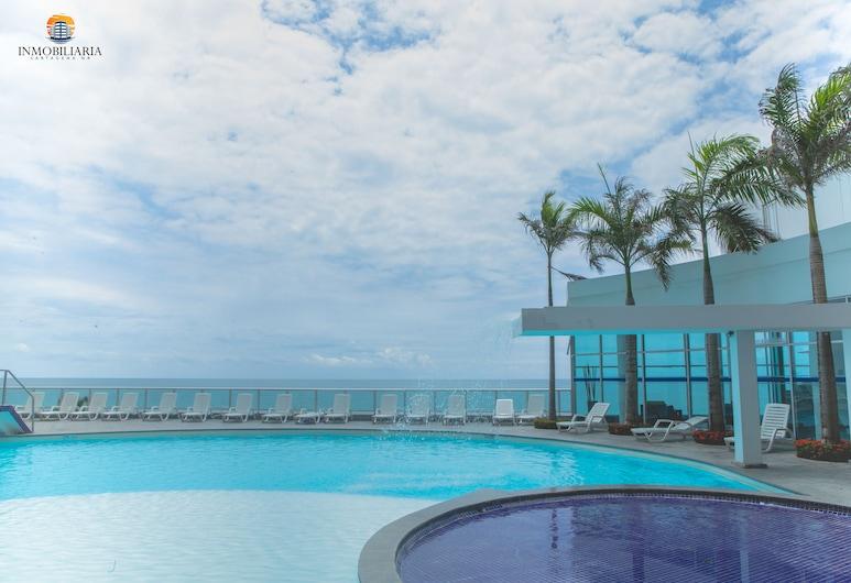 Palmetto Uno - Apto 2504, Cartagena, Pool