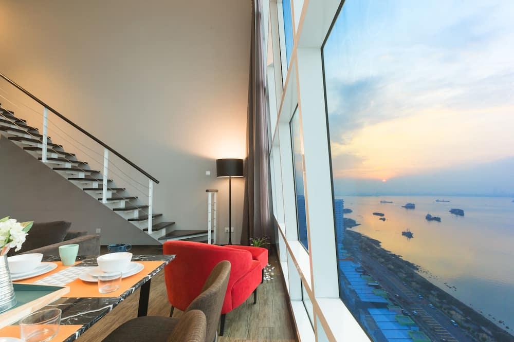 New Maritime Sea View Duplex Suite