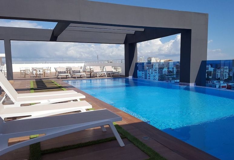 Apartment Of 1 Bedroom Plus Study With Sofa Bed, Santo Domingo, Basen