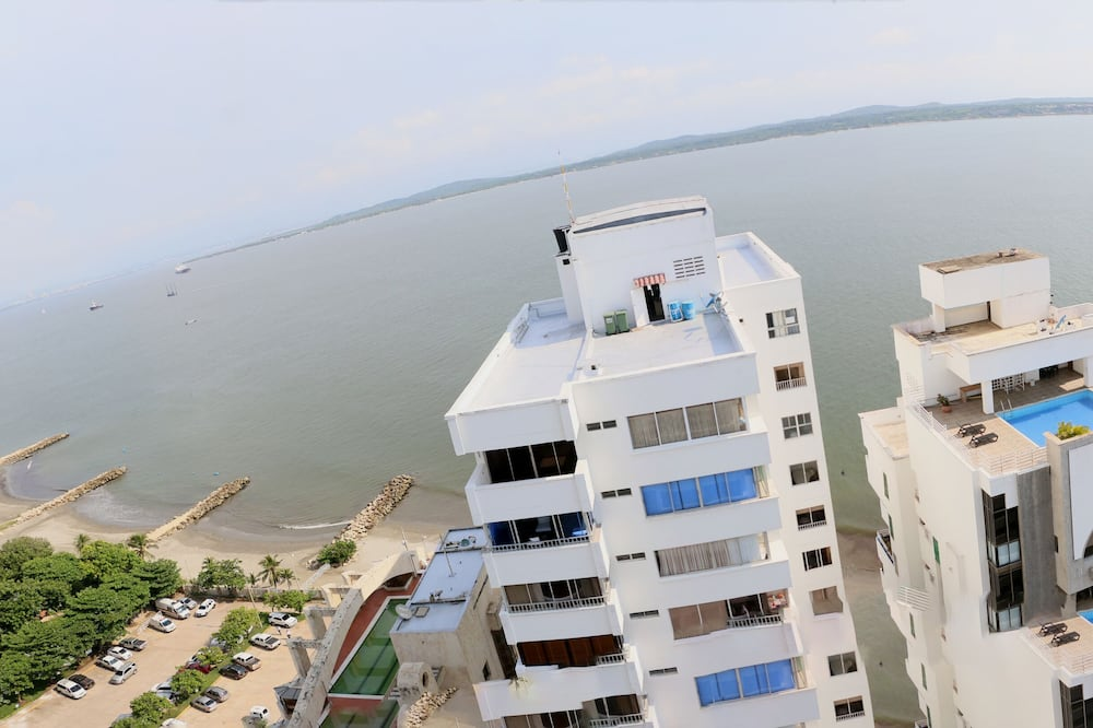 Apartment in Cartagena in Front of the sea E19c1