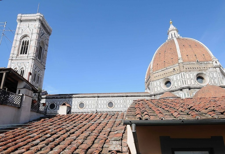 Apartment Overlooking the Duomo, it Seems to Touch it, Florence
