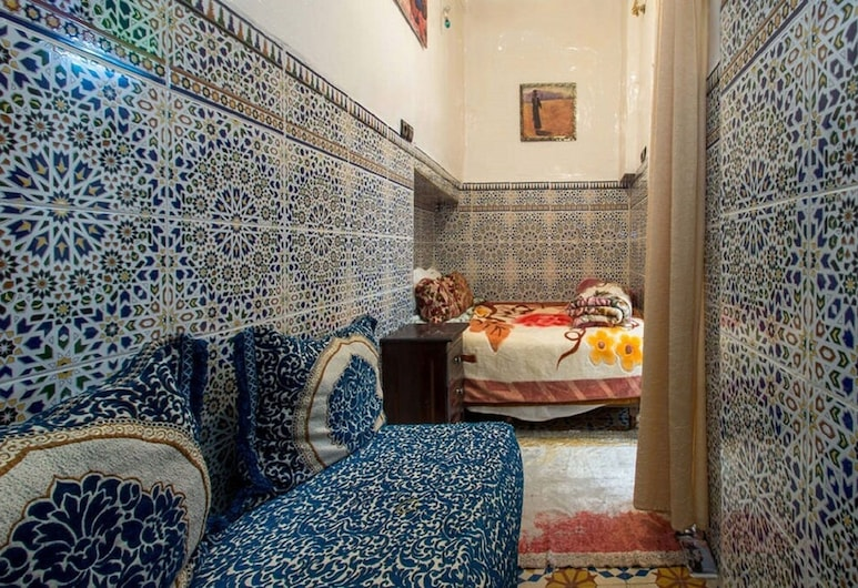 Family Room for 4 Peoples Sunny Riad Inside Medina Fes El Bali, Fes, Ýmislegt