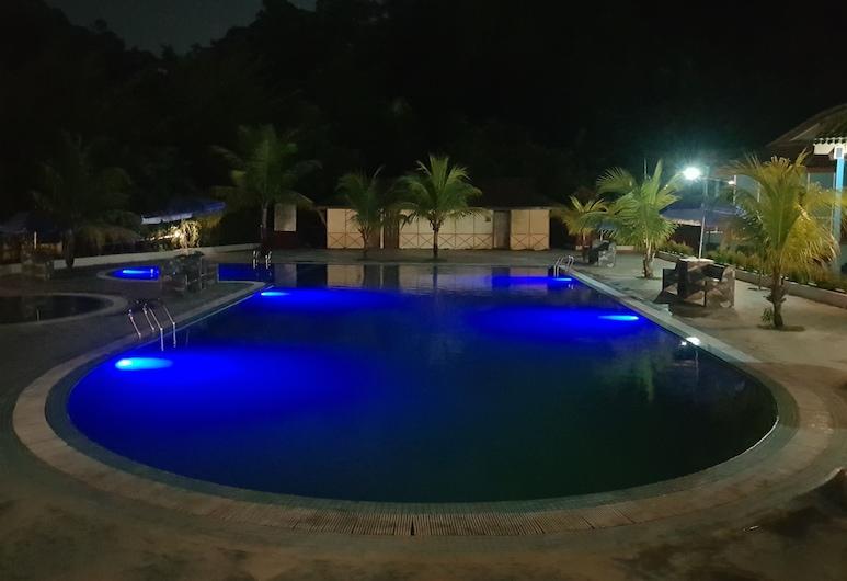 Pangkor Holiday Resort, Pangkor øy, Utendørsbasseng