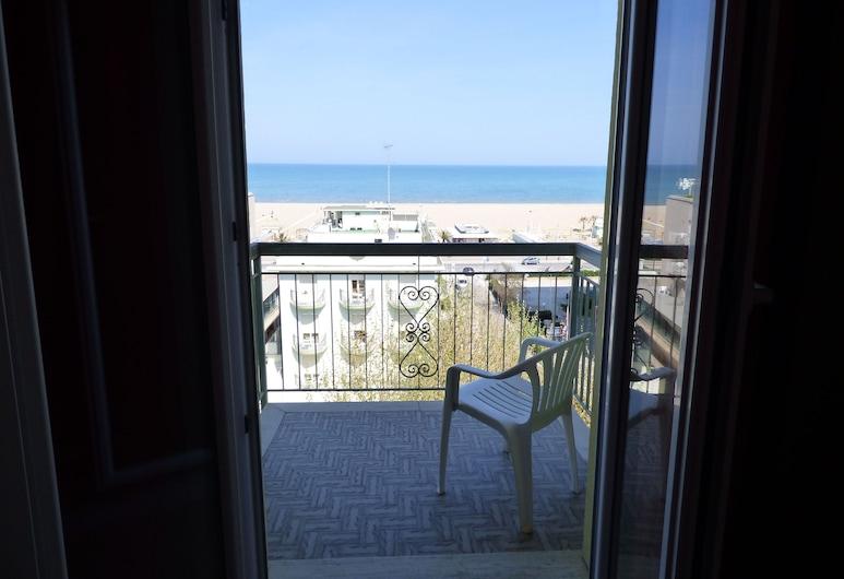 Hotel Consul, Rimini, Tripla Basic, Balcone