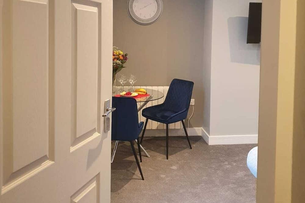 Deluxe-værelse til 4 personer - 2 soveværelser - ikke-ryger - Spisning på værelset