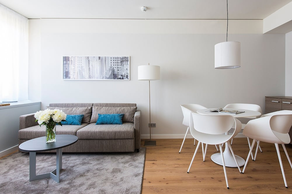 Fantastic Apartment - Living Area