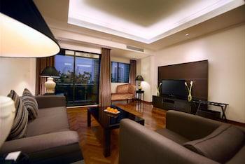 Fotografia hotela (The Kuningan Suites) v meste Jakarta