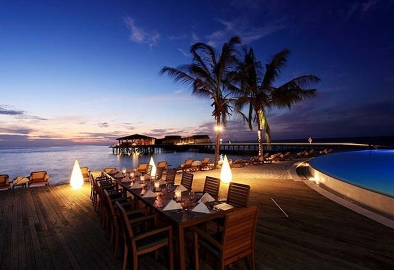 Beach Suite - King Maldives, Machchafushi, สระว่ายน้ำ
