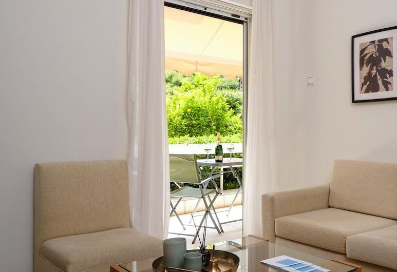 40m² homm Glyfada Apartment, Tataki street, Glyfada, Căn hộ, 1 phòng ngủ, Khu phòng khách