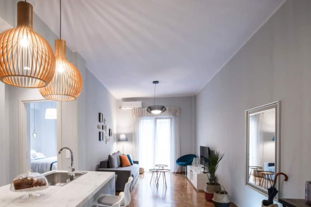 Apartment, 1 Bedroom - Private kitchen