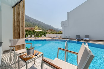 Selline näeb välja Oludeniz Blu Luxury Boutique Hotel, Fethiye
