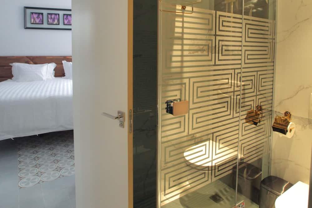 Klassieke tweepersoonskamer - Badkamer