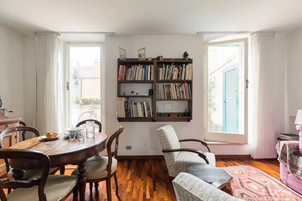 House, Multiple Beds (Navona Cozy Terrace Studio) - Room