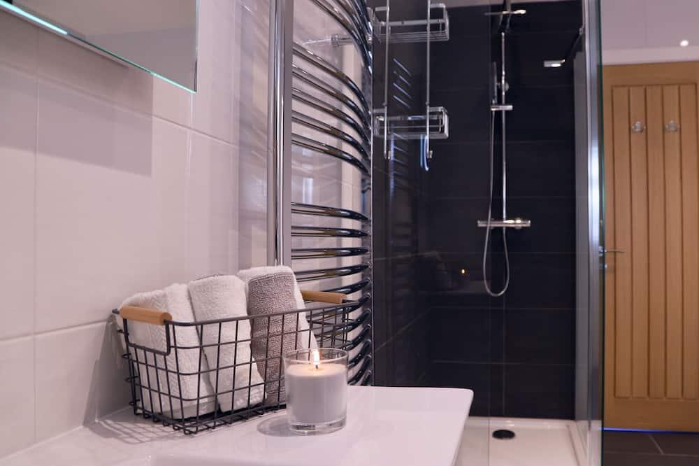 Apartmán, súkromná kúpeľňa (Rivers Mist ) - Kúpeľňa