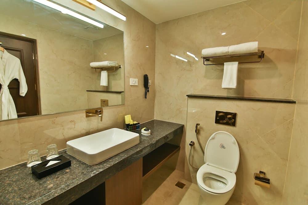 Deluxe Suite - Badezimmer