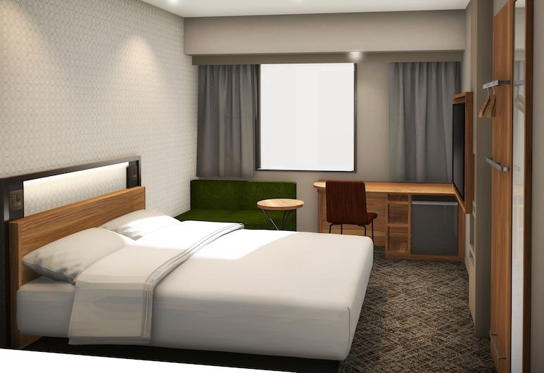 Via Inn Osaka Kyobashi, Osaka, Double Room, Non Smoking, Guest Room