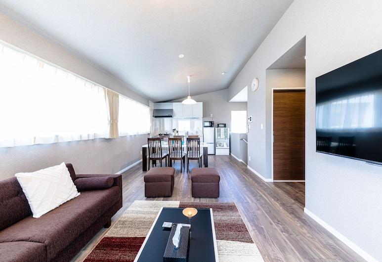 Bon Moment A, Fujikawaguchiko, Rumah (Private Vacation Home), Ruang Keluarga