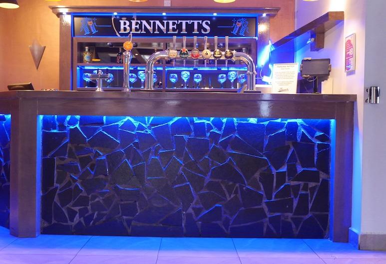 Bennetts Hotel, נוטינגהאם, בר המלון