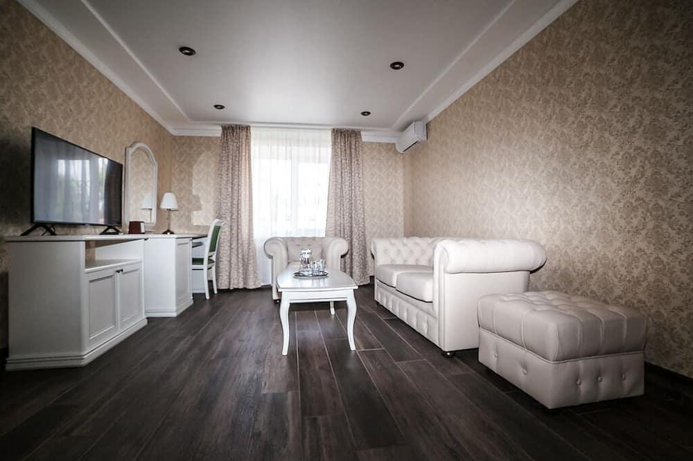行政套房, 1 間臥室 (2 rooms) - 客廳
