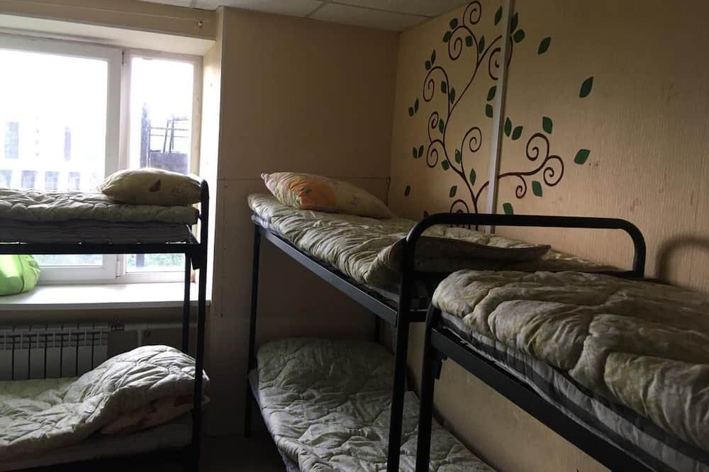 Ubytování ve společné místnosti, smíšený pokoj v ubytovně (1 bed in Dorm) - Obývací prostor