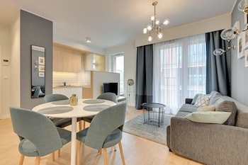 Picture of Comfort Apartments Rajska in Gdańsk