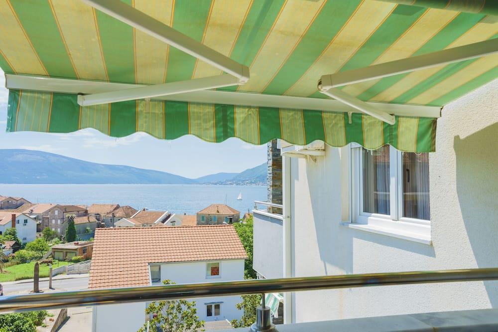 Apart Daire, 3 Yatak Odası, Deniz Manzaralı (NO-9) - Balkon