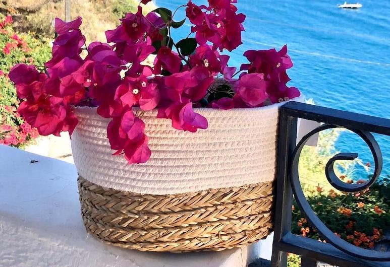 Hotel Villa Bina, Serrara Fontana, Suite, pogled na more, Pogled iz sobe za goste