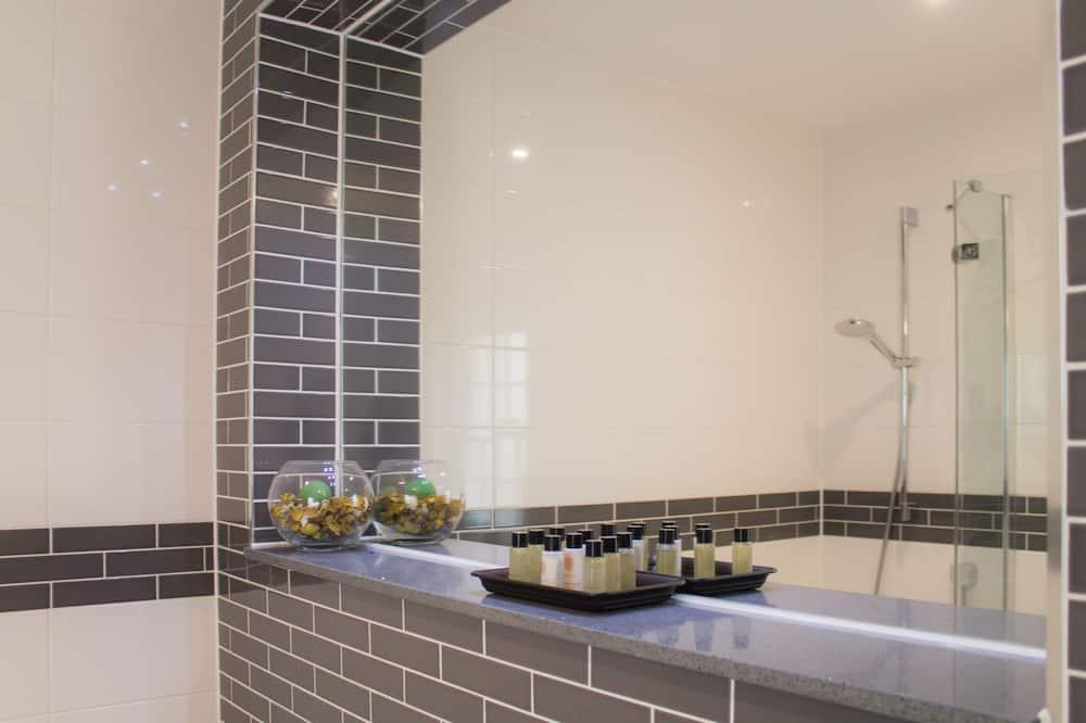Коттедж «люкс», отдельная ванная комната - Ванная комната