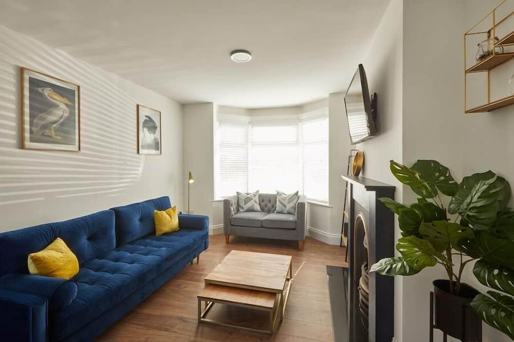 Maja, 3 magamistoaga - Lõõgastumisala