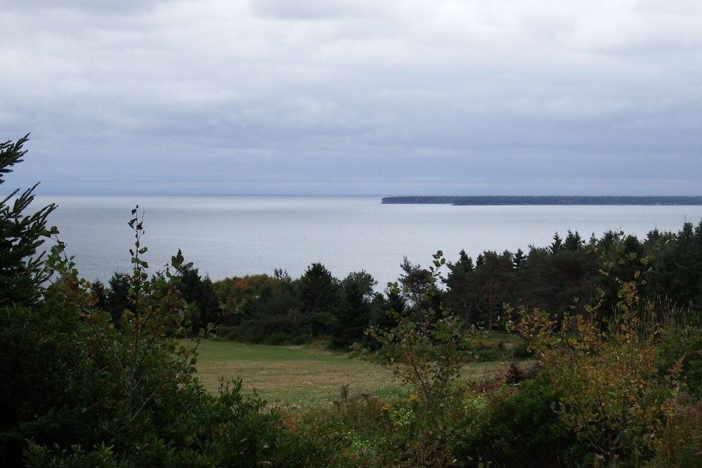 great sea view on beautiful Cumberland coastal route,